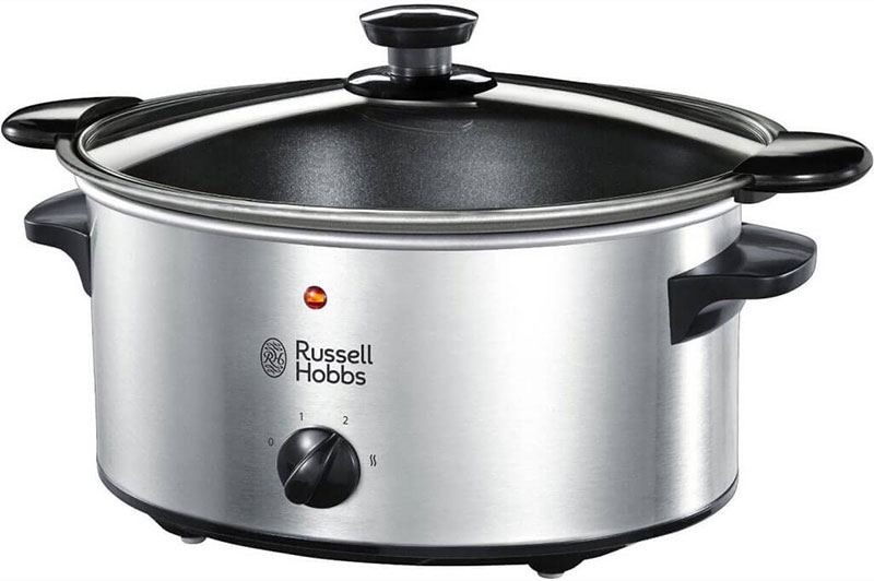 pomaly hrnec RussellHobbs 1