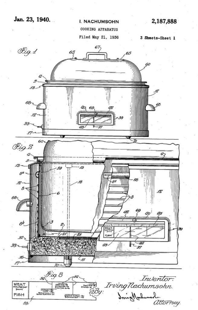 patent pomalého hrnce